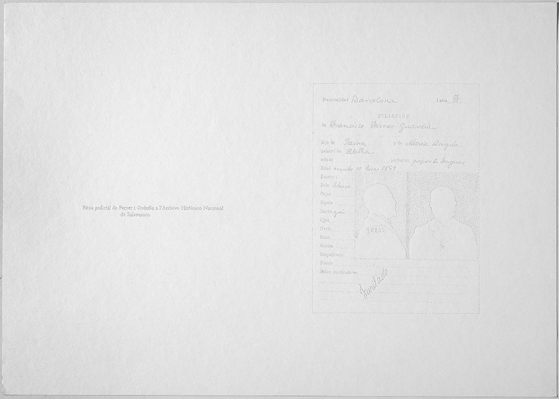 Gonzalo-Elvira-Assaig-014-2012-Papel-perforado-con-aguja-y-martillo-50-x-70-cm