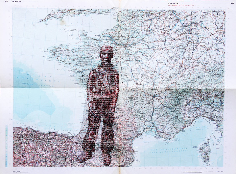 Gonzalo-Elvira-SR006-2015-Tinta-china-sobre-mapa-46x63cm
