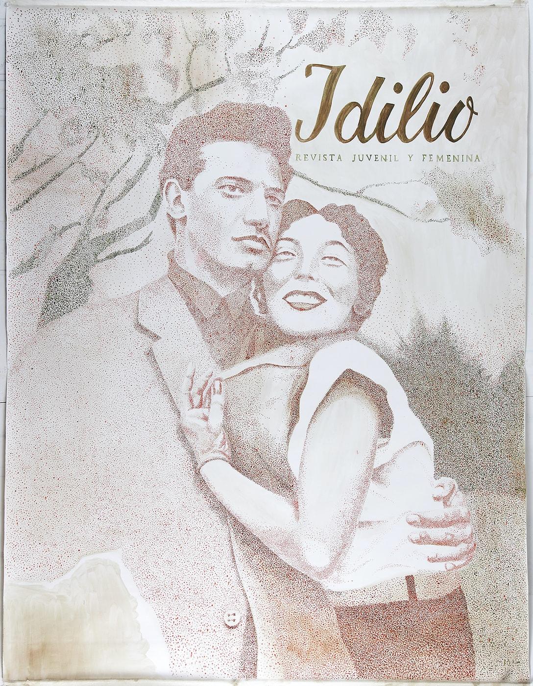 gonzalo-elvira-Idilio-2019-Óleo-sobre-tela-200-x-150-cm-